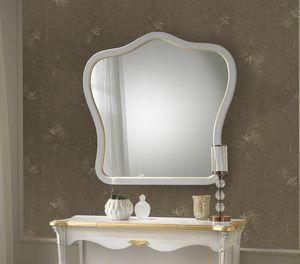 Giulietta Art. 3311 - 3411, Espejo con marco lacado