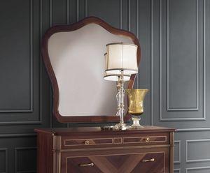Prestige 2 Art. 4311, Espejo con diseño clásico