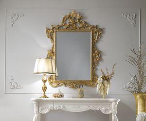 Art. 110, Espejo clásico, acabado en pan de oro