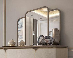 Alexander Art. A03/S, Espejo de madera de fresno
