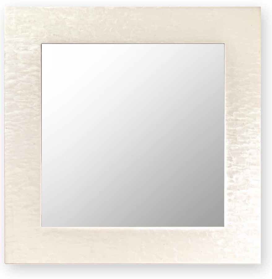 Espejo de pared con marco de madera | IDFdesign