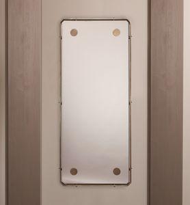 DOMINO HF2076MI, Espejo rectangular para salas de estar.
