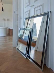 Elen 357, Espejo sobre cristal