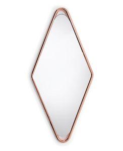 Frame D, Espejo en forma de rombo
