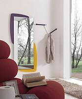 k198 visual, Espejo con panel trasero con iluminación LED