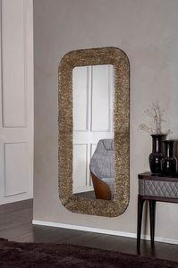 MACRABÈ espejos, Espejos con marco de cristal fundido