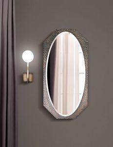 Marylin espejo, Espejo con marco octogonal