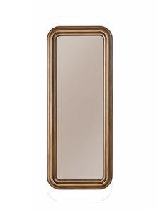 Novecento Espejo, Espejo con marco redondeado