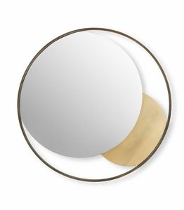 Oasi espejo, Espejo redondo decorativo