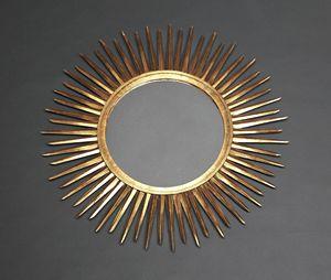 SOLE GF2021MI, Espejo en forma de sol.