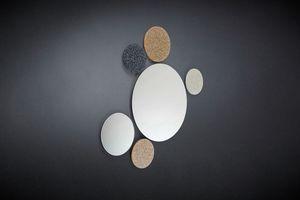Uranus espejo, Espejo de pared de diseño moderno