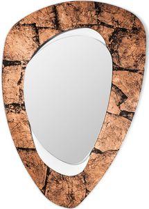 Vintage Espejo, Espejo moderno con marco de hierro