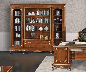 Art. 3000, Librería con decoraciones de brezo