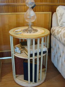 Art. 664, Librería giratoria en madera, tamaño pequeño, para la casa