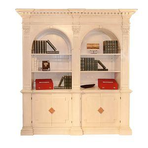 Montignoso ME.0129, Librería clásica con dos puertas