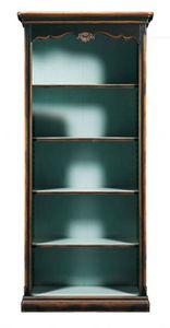 Carolina FA.0098, Librería de salida, en estilo provenzal