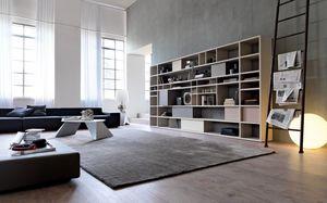 Citylife 33, Estantería moderna para entornos residenciales