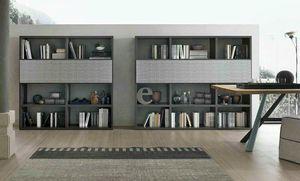 Comp. A120, Librería modular