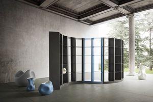 Doda, Librería modular en metal
