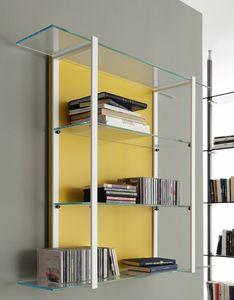 k125 icon, Librería de pared modular