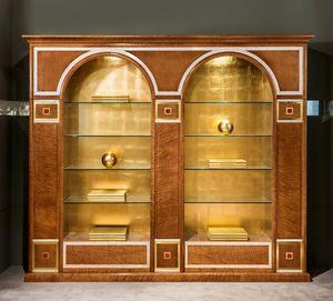 LB34 2 archi estanteria, Biblioteca clásica a un precio con descuento