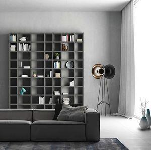 Modular – Mood 1, Estanterías modulares para salas de estar