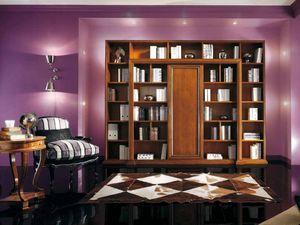 Vivre Lux estanteria, Estanteria clásica, con decoraciones personalizadas