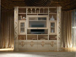 VL32 Vanity armario, Muebles de sala de estilo clásico a precio de salida