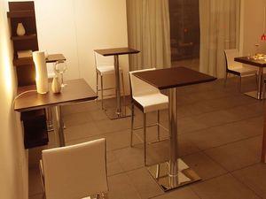 ART. 504, Tapa cuadrada de madera para mesas de café