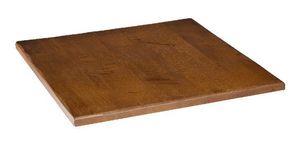 Tapa de la mesa en la antigua haya maciza, Tapa de la mesa en la antigua haya maciza