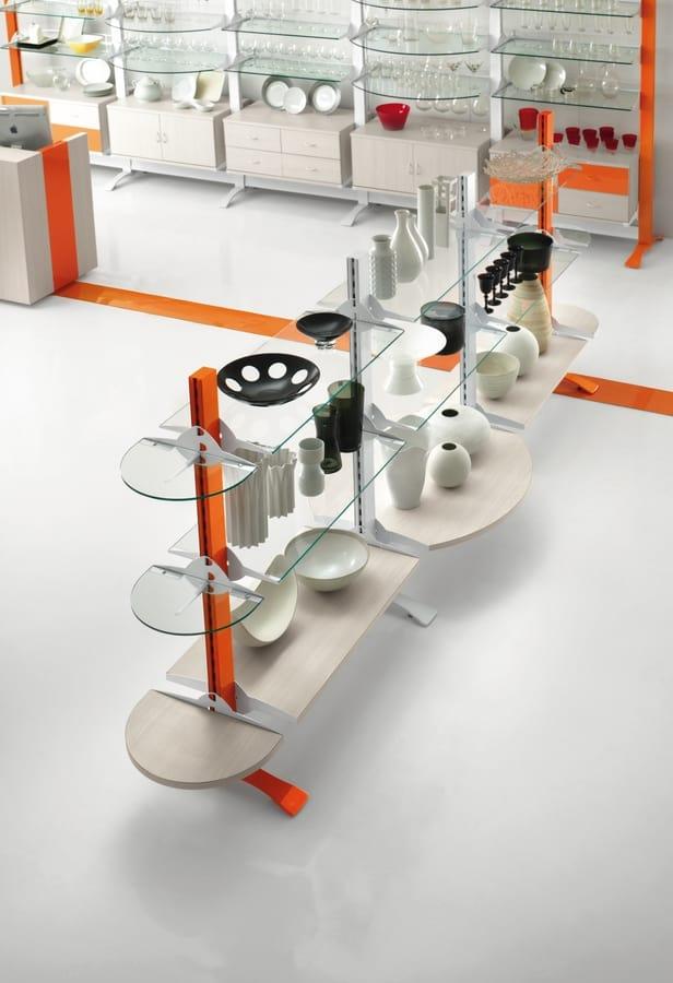 Contemporary - góndola de exposición para tiendas en el hogar 92cd13973d510
