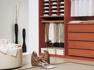 Equipos Internos 06, Accesorios modulares para closet y armario a ras de suelo