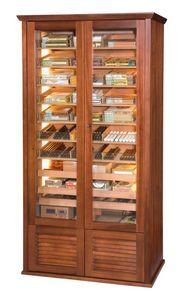 82437 Grand Clima, Humidores de puros, vitrina para cigarros acondicionado, para Tabaquería