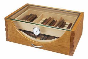 88389 Bart, Cigar humidor de escritorio