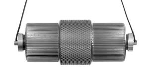 Dies e Nox SE124, Lámpara de vidrio, con diseño horizontal, suspendida