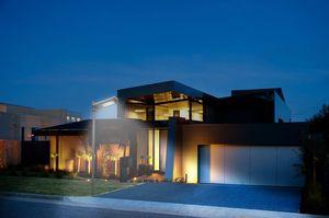 Linternas profesionales con energía solar - LS024LED, Pared Solar lampfor, lámpara llevada exteriores para jardines