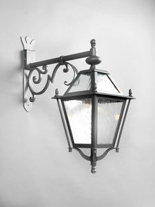 LUNGARNO GL3007AR-1dw, Linterna de hierro al aire libre