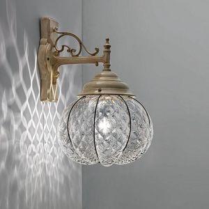 San stae Eb416-030, Lámpara de pared de estilo clásico, para exteriores