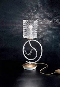 Class table lamp, Lámpara elegante clásica para habitaciones de hotel