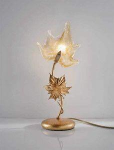 Elite table lamp, Lámpara de noche con difusores hechos con técnicas de Murano