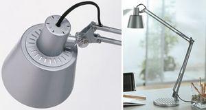 Prima, Lámpara de escritorio técnica para estudios y oficinas