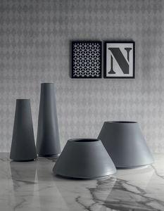 GRUPPO VULCANO, Jarrones de cerámica