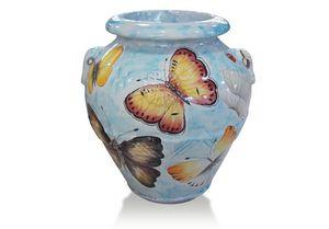 Orcio Butterfly, Tarro de terracota clásico
