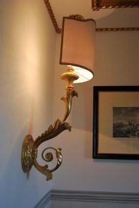 Lamp - soporte de la antorcha de la pared ART. LM 0019, Lámpara de pared clásico para los restaurantes de lujo y hoteles