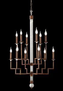 211112, Araña de diseño medieval