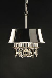 Art. 630/6 CP metal, Lámpara colgante con la cortina en latón