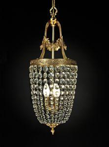Art. 680 Cr, Araña con cadenas de cristal