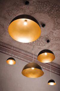 Baloon, Lámpara de suspensión en diferentes acabados