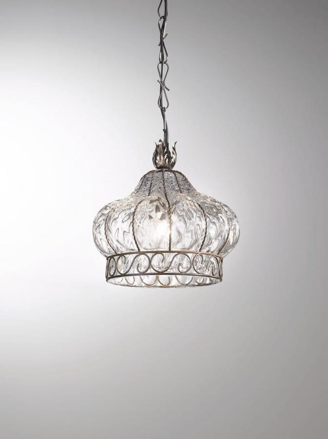 colgante forma con en de Lámpara cristalIDFdesign corona dBxeCo
