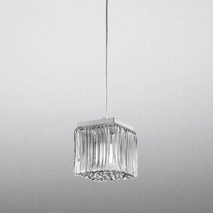 Cubetto Ls609-015, Lámpara colgante en vidrio soplado